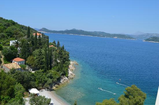 Lafodia Hotel & Resort: Room view