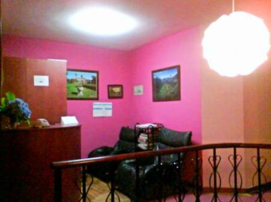 Hotel Sol Por: Recepción