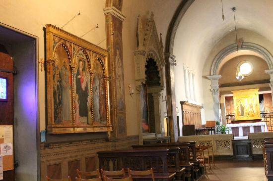 Interno picture of convento di san francesco fiesole for Interno help