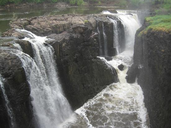 Paterson, Nueva Jersey: The Great Falls of the Passaic