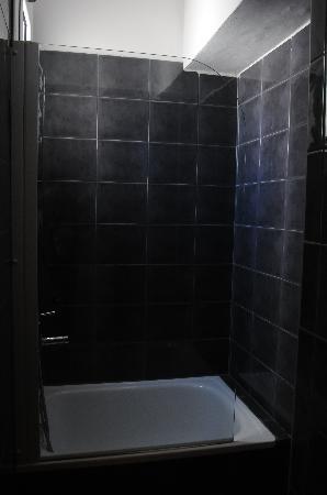 هوتل بلايا دورو: Baño