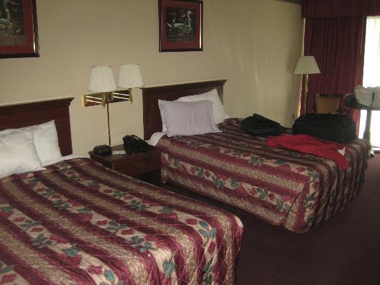 Days Inn East Stroudsburg: 2 double beds