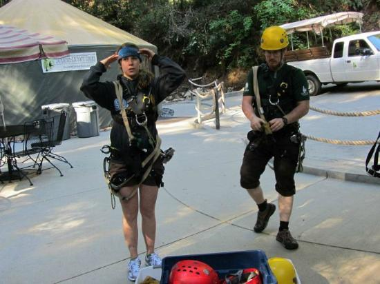 Sonoma Canopy Tours: Our Guides!