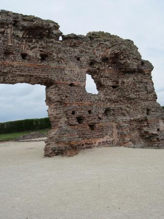 The Wroxeter Basilica