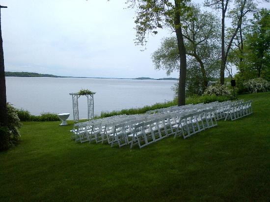 Heidel House Resort & Spa: Wedding venue