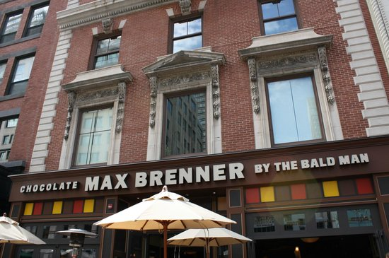 Max Brenner - Boston