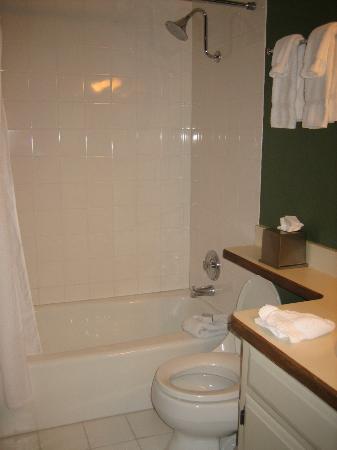 Lion Square Lodge: Bathroom