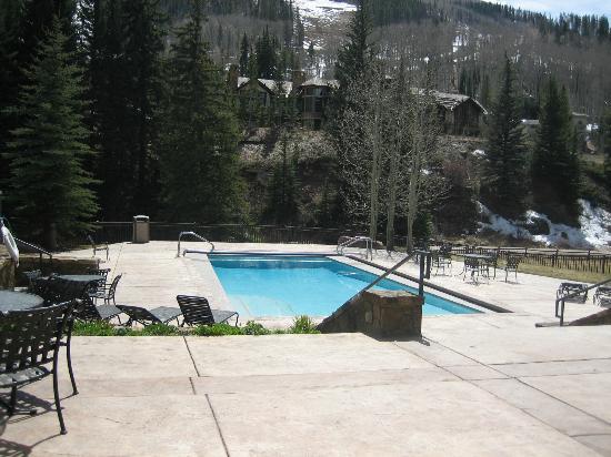Lion Square Lodge: Pool area