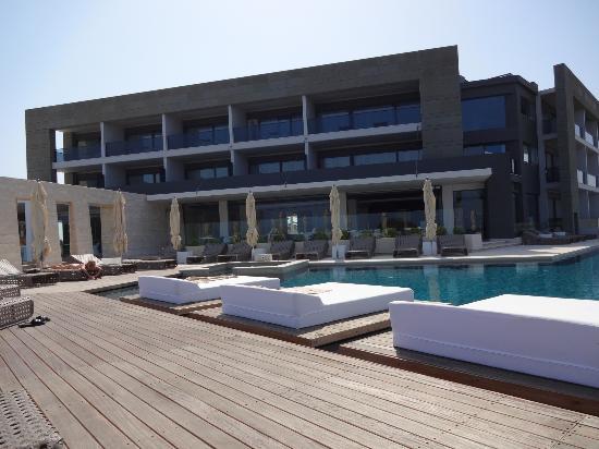 Aqua Blu Boutique Hotel + Spa : pool