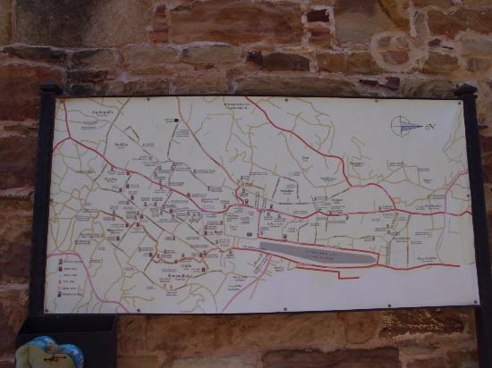 Map of Kampos Picture of Citrus Aroma Mnimis Chios Town TripAdvisor