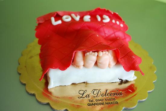 La Dolceria: torta s. valentino