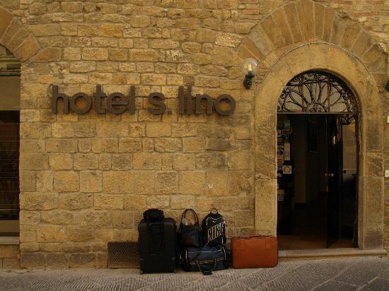 San Lino: entre hotel