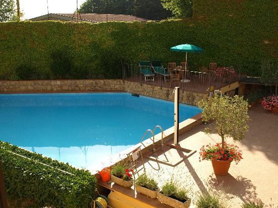 San Lino: zwembad