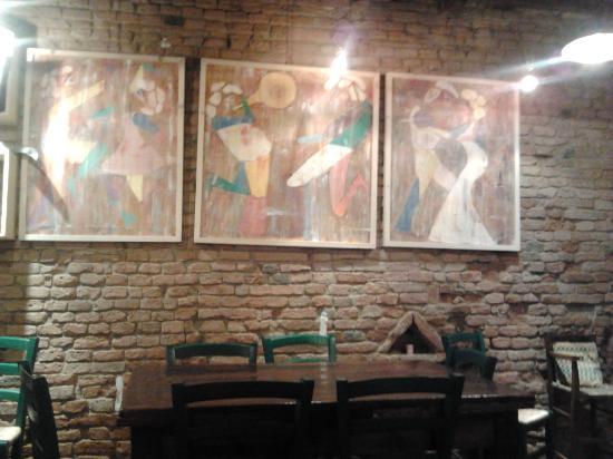 Pasticceria Ferretti: Quadri