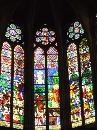 Basilica Cathedral of Saint-Denis: Fenster