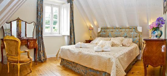 Bed and Breakfast Villa Mira Longa: The Apartment's Bedroom
