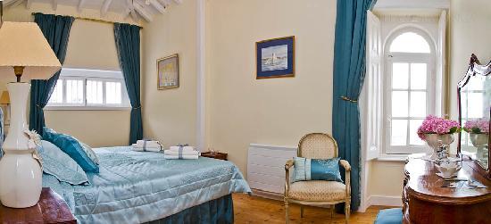 Bed and Breakfast Villa Mira Longa: The apartment's bedroom 2