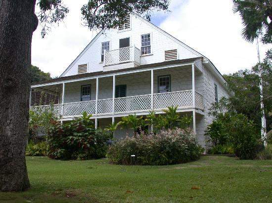 Hale Hoʻikeʻike at the Bailey House : Bailey House