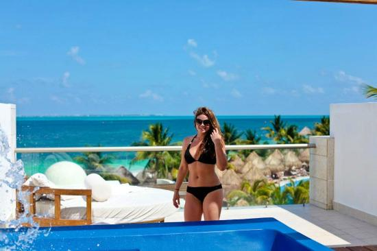 Excellence Playa Mujeres: View