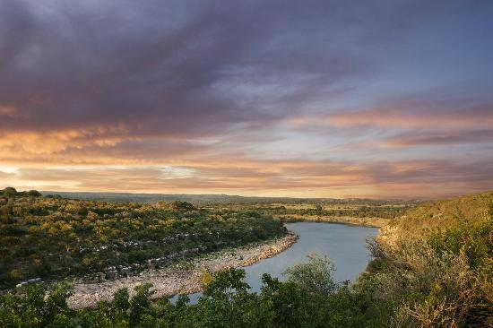 Marble Falls, TX: The Lake