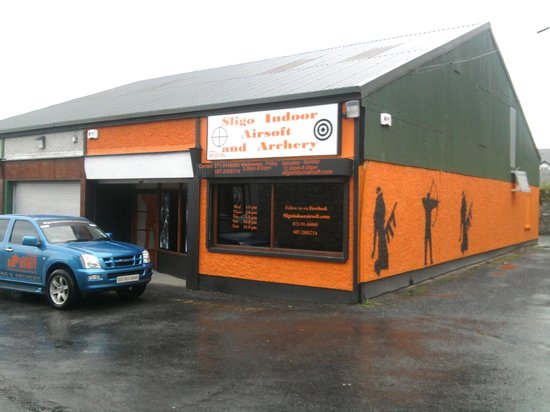 Sligo Indoor Airsoft and Archery