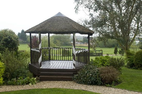 Garden picture of battleborough grange country hotel restaurant brent knoll tripadvisor - The grange hotel restaurant ...