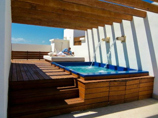 Excellence Playa Mujeres: Rooftop