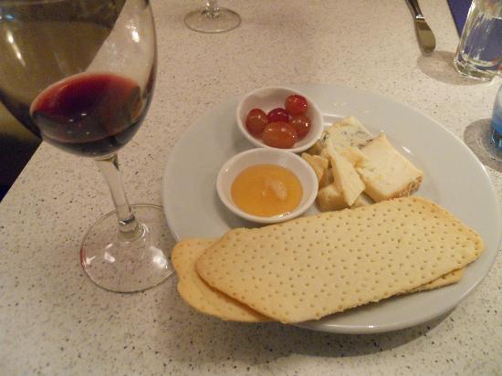 Carluccio's - Chester: Cheese