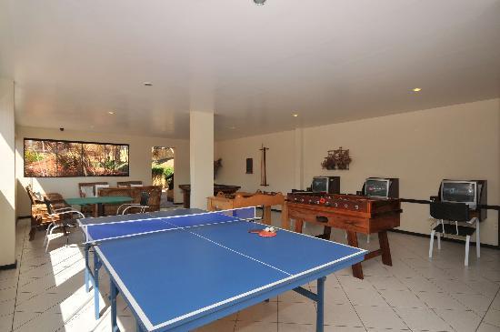 Rio Buzios Beach Hotel: Game room
