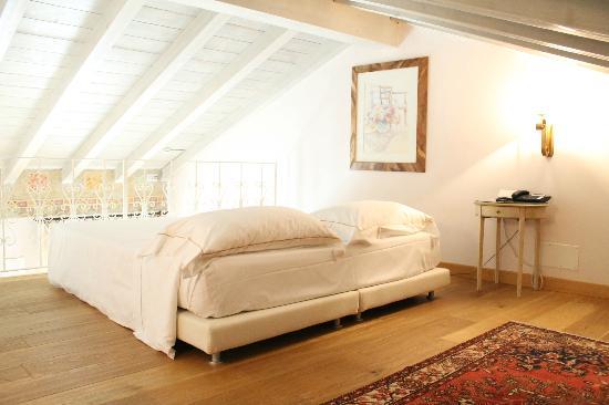 Il Sogno di Giulietta : Loft Bedroom
