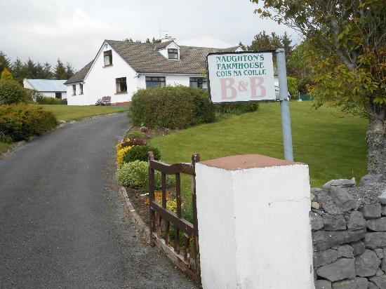 Shanavooneen, Ireland: Entrance to Cois na Coille