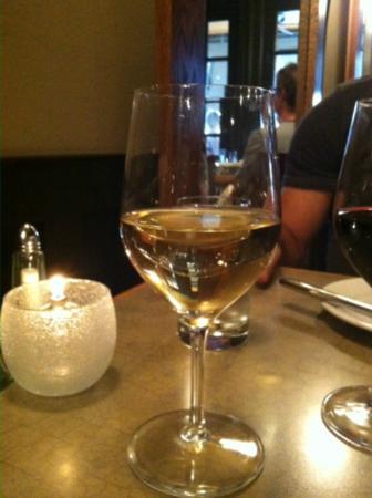 Alta Restaurant & Wine Bar: Chardonnay Celler