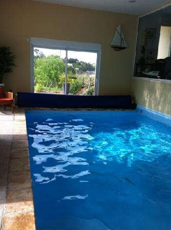 Evel Er Gêr : piscine couverte