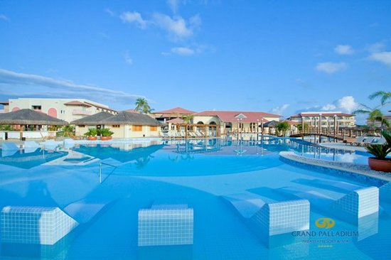 Grand Palladium Imbassai Resort & Spa: Piscina