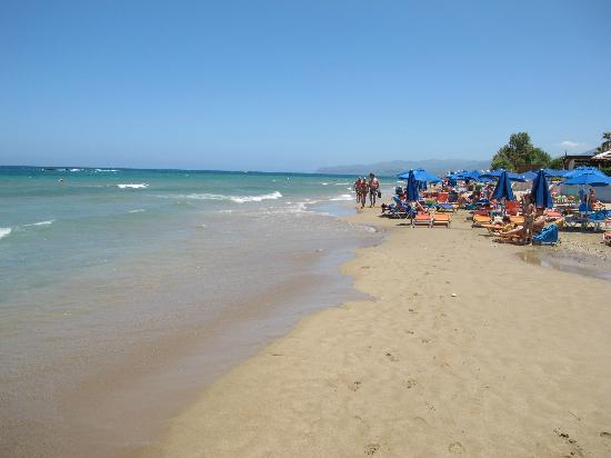 Stalis Beach: Who could ask for more?