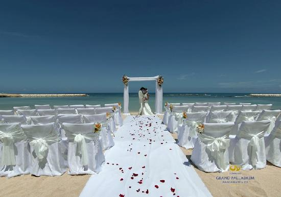 Grand Palladium Jamaica Resort & Spa: Bodas