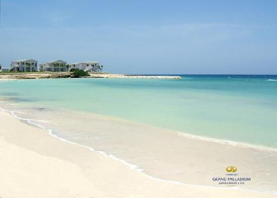 Grand Palladium Jamaica Resort & Spa: Playa
