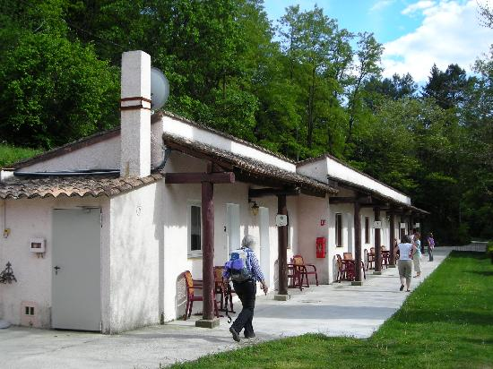 Logis la Corniche des Cévennes : Accommodation block