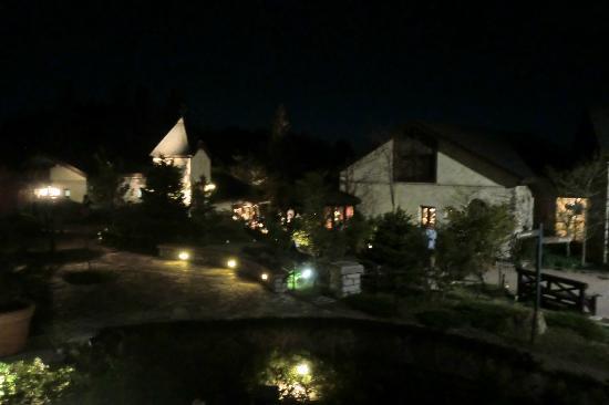 Rokko Garden Terrace: 町並みの夜も雰囲気があってきれい