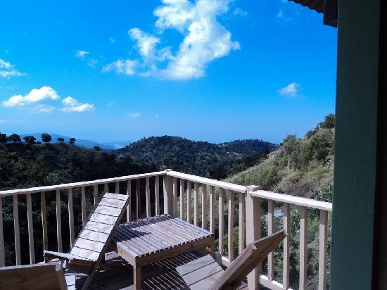 Mount Edge Guest House: Views @ Mount Edge, Newcastle, Jamaica