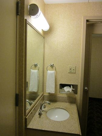 Howard Johnson Inn Hershey: Bathroom