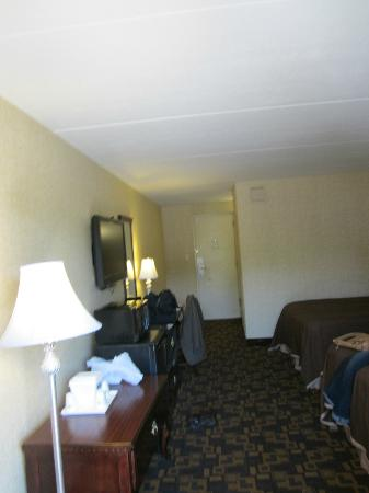 Howard Johnson Inn Hershey: Room
