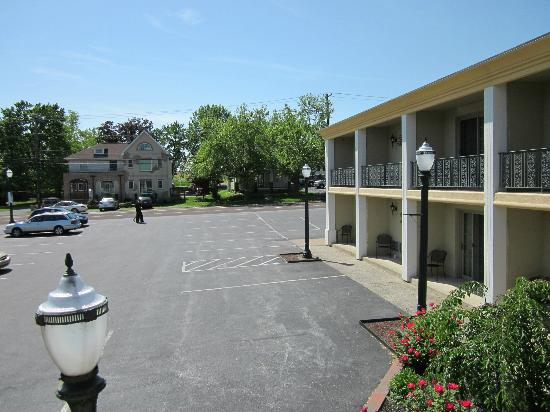 Howard Johnson Inn Hershey: Hotel