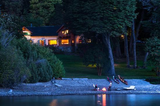 Millaqueo Luxury Villa : vista millaqueo
