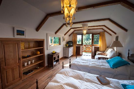 Millaqueo Luxury Villa: suite solymar
