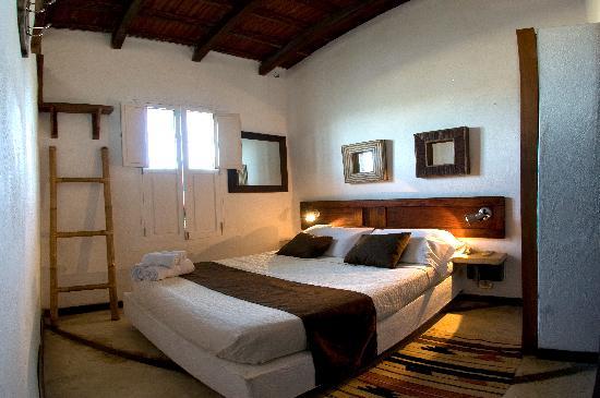Posada La Cigala: habitacion