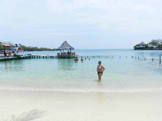 Tours en Islas del Rosario: Isla del Sol - Arch Islas del Rosario