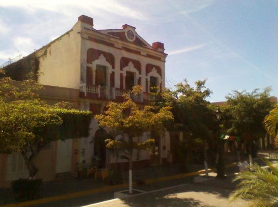 Hotel Machado: Fachada