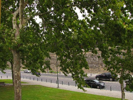 Ibis Evora: window view