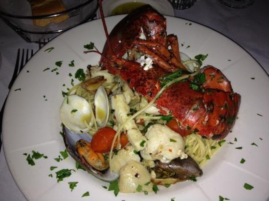 Caffe Luna Rosa : lobster